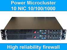 Power Microcluster